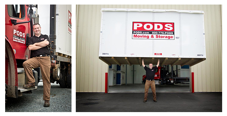 Pods Quote Glamorous Use Storage When Staging Your Halifax Home