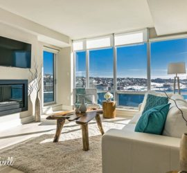 Kings Wharf condo staging