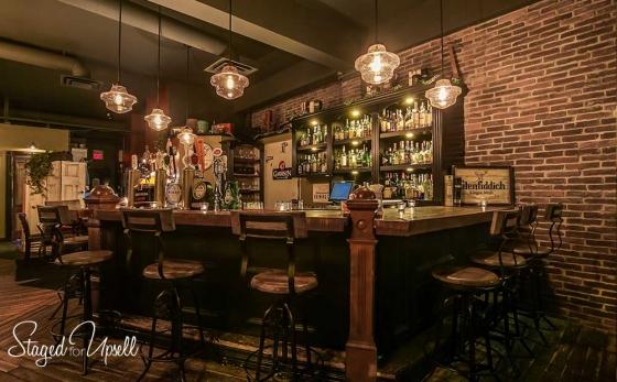 Jamieson's Irish Pub renovation