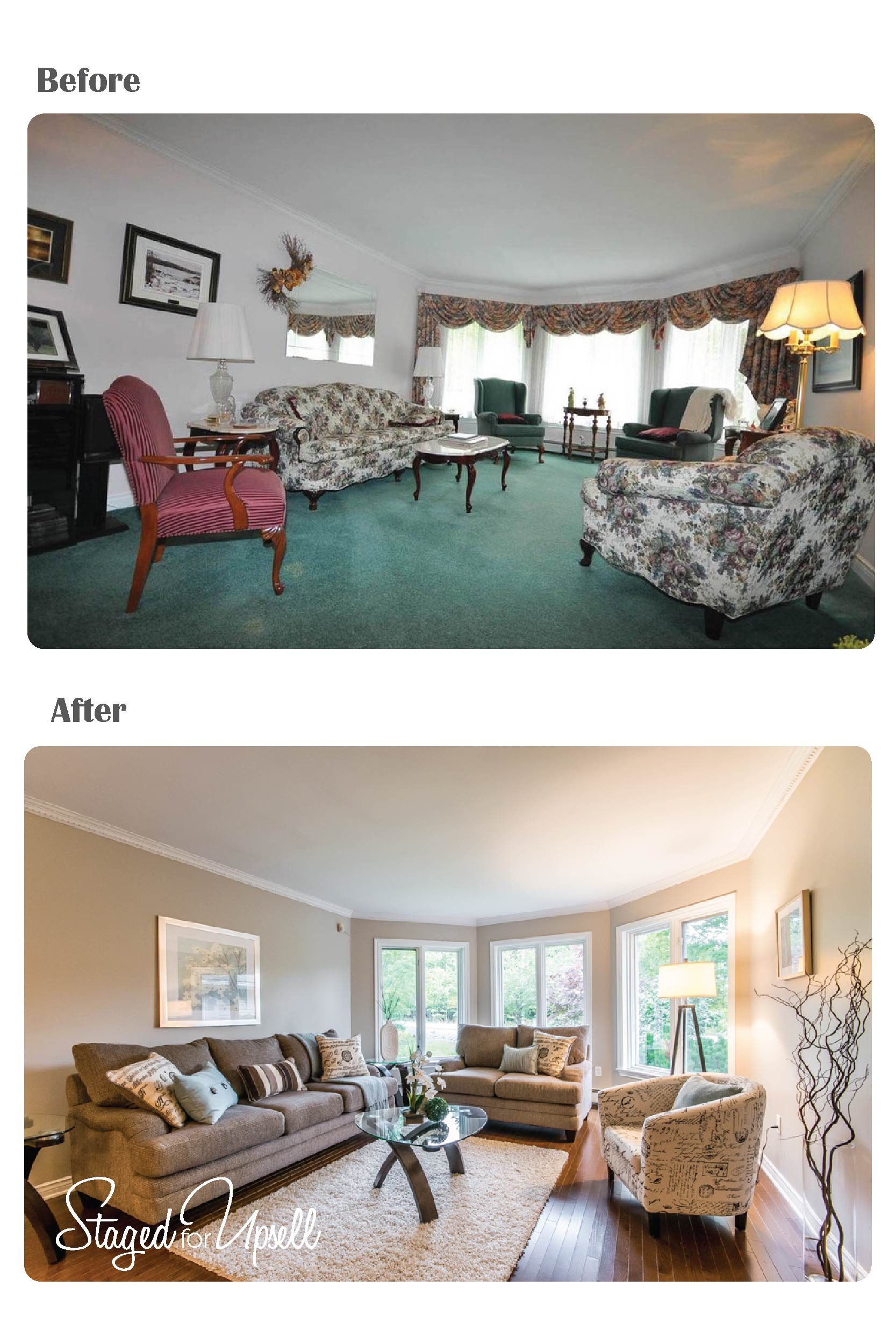 Home Staging Before And After Best Free Home Design Idea Inspiration