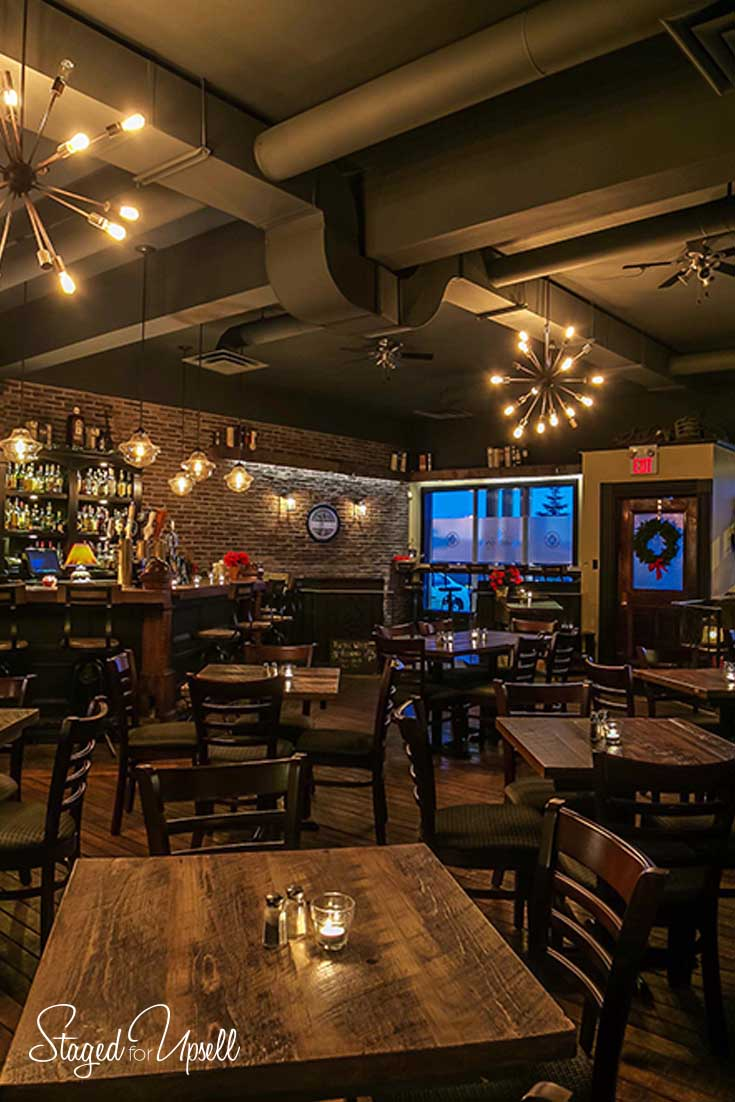 Jamieson\'s Irish Pub Renovation - Staged for Upsell