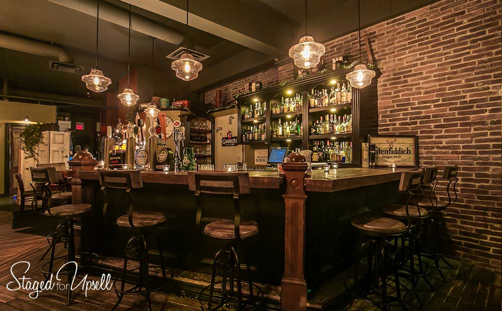 Jamieson S Irish Pub Renovation Staged For Upsell
