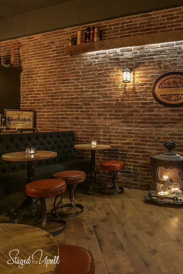 Jamiesons Irish Pub Renovation Staged For Upsell