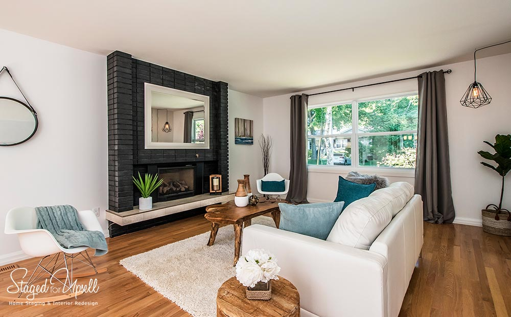 real estate home staging company
