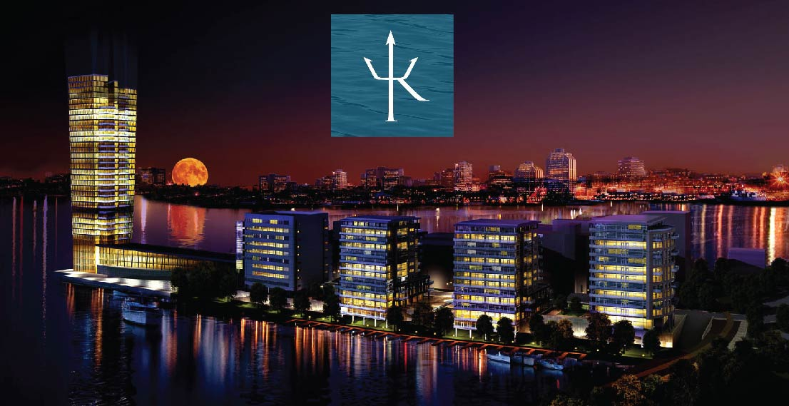 Kings wharf condo staging project
