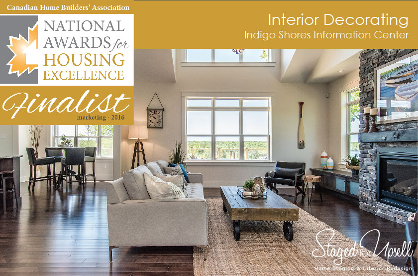 Interior Decorating Award Finalist
