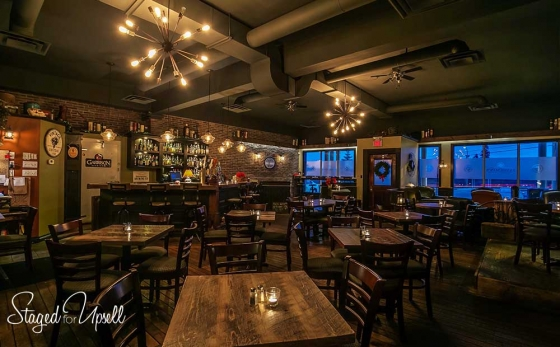Jamieson's Irish pub renovation
